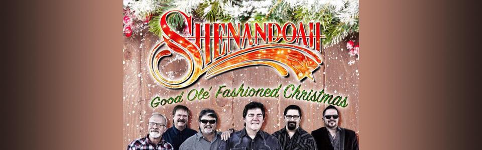 Shenandoah at Troy University's Davis Theater on December 15
